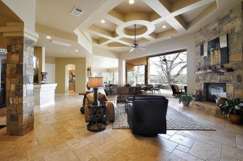 modern rustic living room design ideas - Rustic Design Ideas