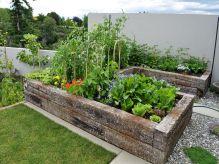Small Vegetable Garden Designs Idea