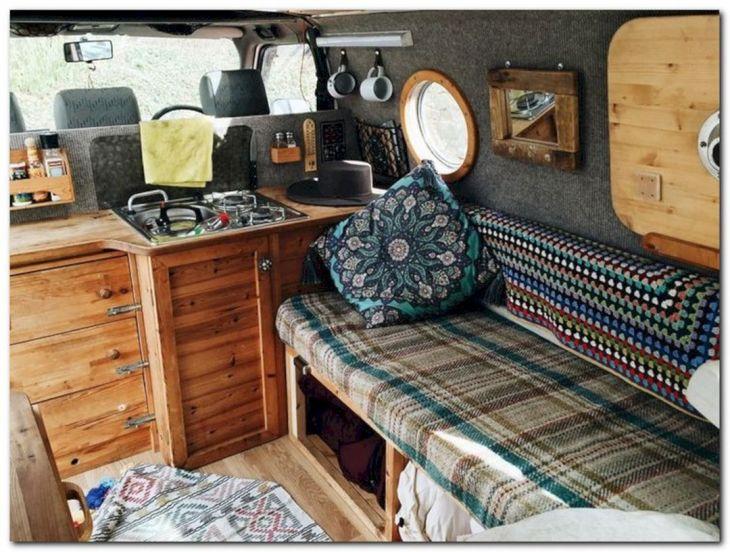 Campers Van Interior Design