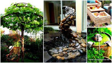 DIY Back Yard Landscaping Design Ideas