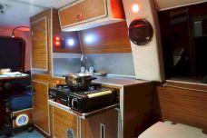 DIY Stealth Camper Van