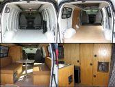 DIY Van Camper Conversion Kits
