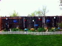 Decorative Garden Fence Ideas