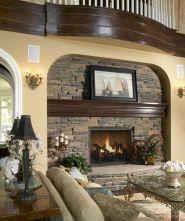 Eldorado Stone Fireplaces