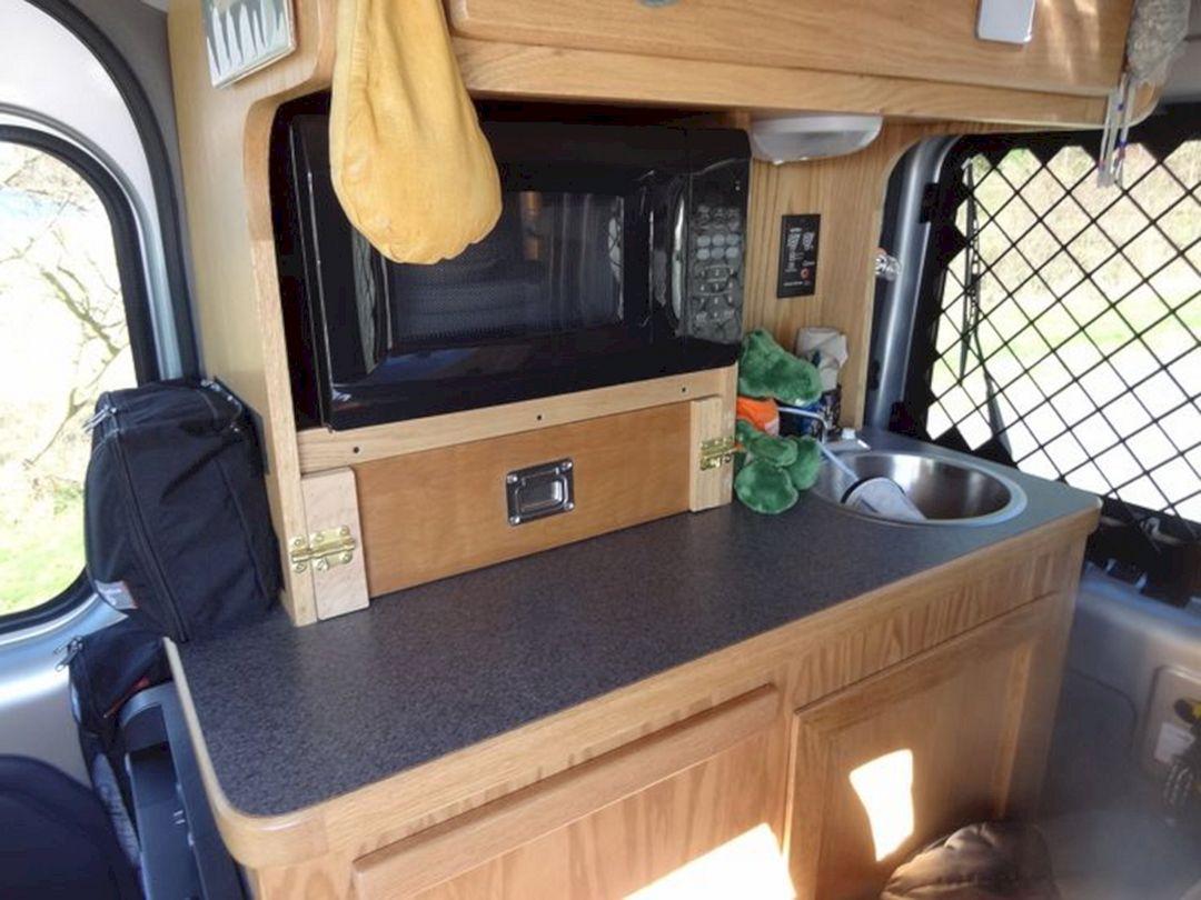 Ford Transit Connect Camper Conversion Van – DECOREDO