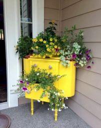 Front Porch Flower Garden Ideas