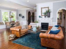 Joanna Gaines Fixer Upper Living Rooms Ideas