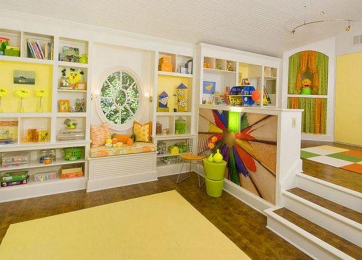 Kids Playroom Idea