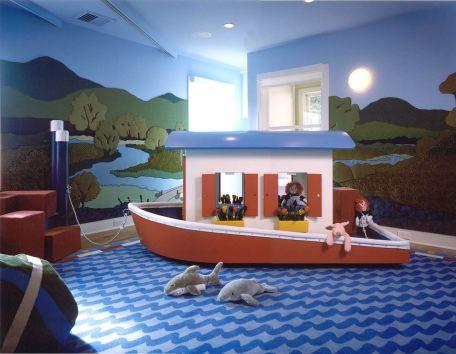 Kids Room Playroom Idea