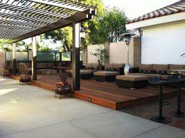 Outdoor Patio and Deck Design Idea