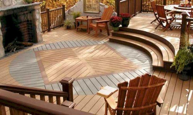 Patio Deck Designs Idea