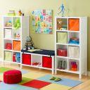 Playroom Storage Ideas for Kids Room