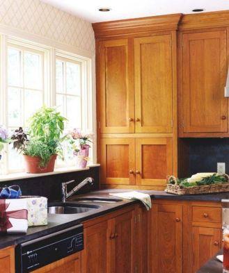 Shaker Style Kitchen Cabinet Design