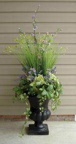 Spring Annuals Container