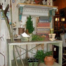Spring Farmhouse Decor On Pinterest