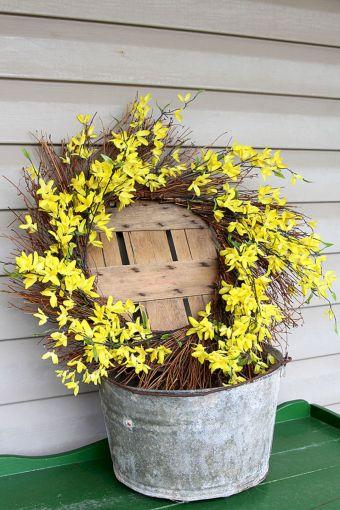 Spring Porch Decorating Ideas