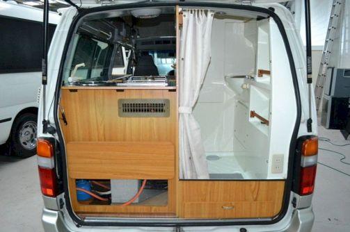 Toyota Camper Van Conversions
