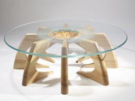 Wood Table Leg Designs