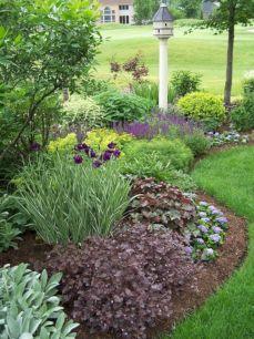 Beautiful Iris Garden Ideas 25