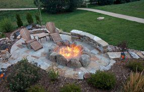 Best Backyard Firepit Ideas 123