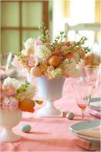 Easter Flower Arrangements As Your Table Decoration 118