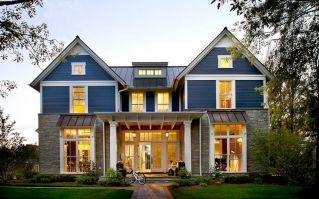 Farmhouse Exterior Design 12