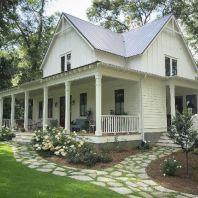 Farmhouse Exterior Design 25