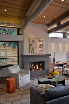 Farmhouse Living Room Fireplace 3