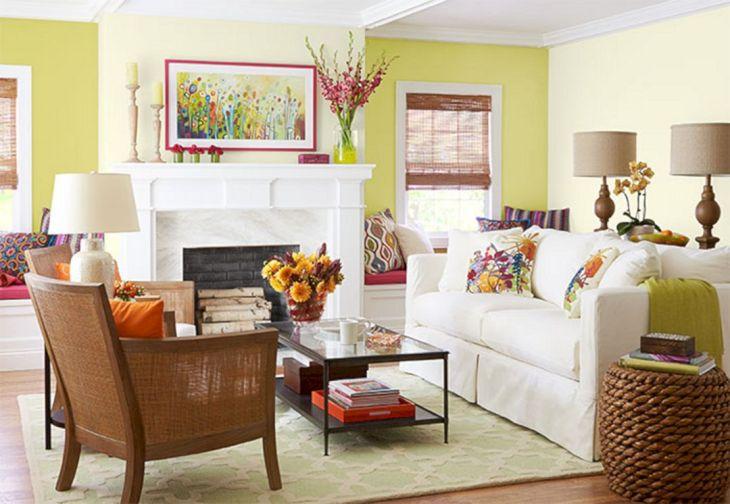 Fresh Color Palette For Living Room 10