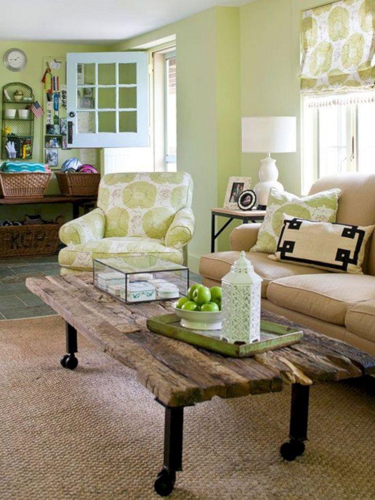 Fresh Color Palette For Living Room 21