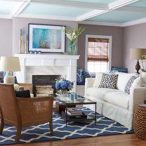 Fresh Color Palette For Living Room 24