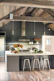 Gray Kitchen Ideas 217