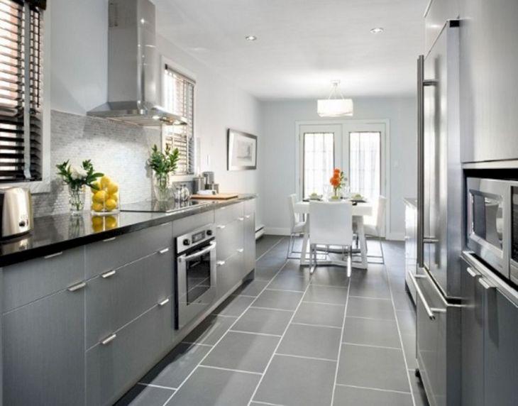 Gray Kitchen Ideas 222