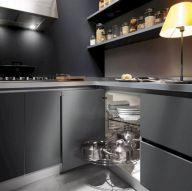 Gray Kitchen Ideas 223