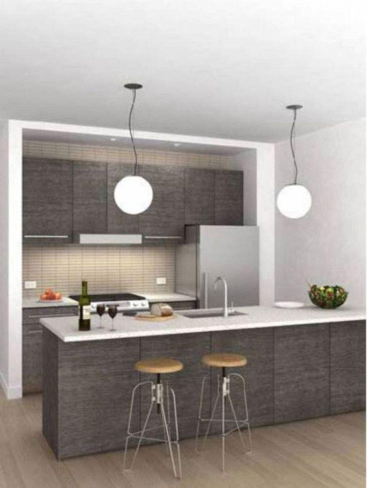 Gray Kitchen Ideas 226