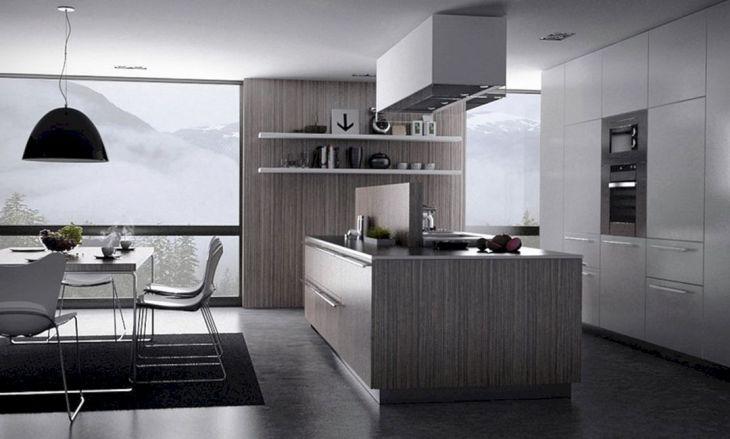 Gray Kitchen Ideas 27