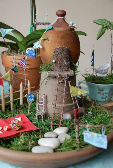 Indoor Fairy Garden Ideas 10