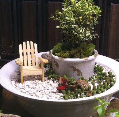 Indoor Fairy Garden Ideas 11