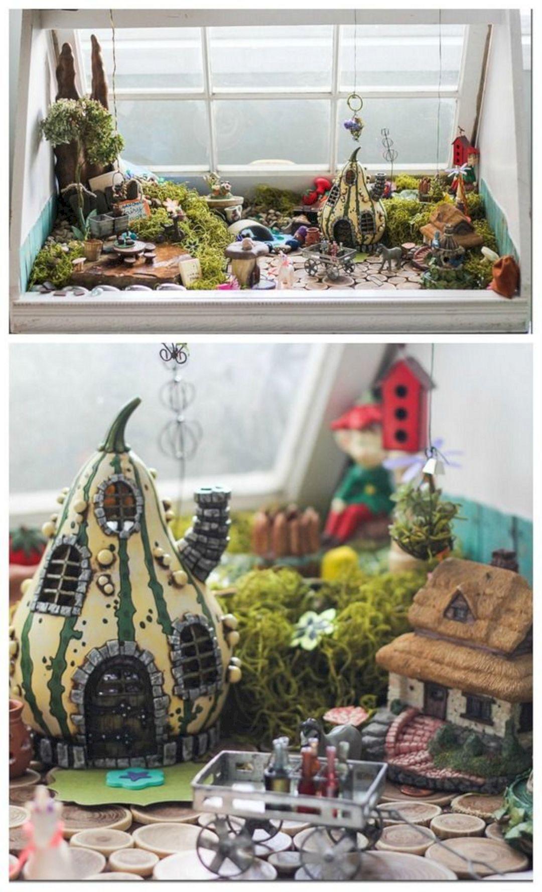 Indoor Fairy Garden Ideas 14 – DECOREDO