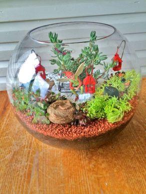 Indoor Fairy Garden Ideas 22
