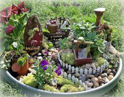 Indoor Fairy Garden Ideas 27