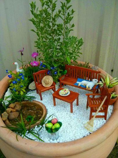 Indoor Fairy Garden Ideas 3