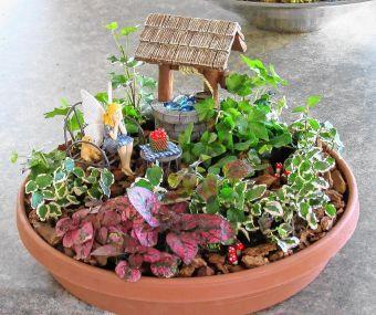 Indoor Fairy Garden Ideas 8