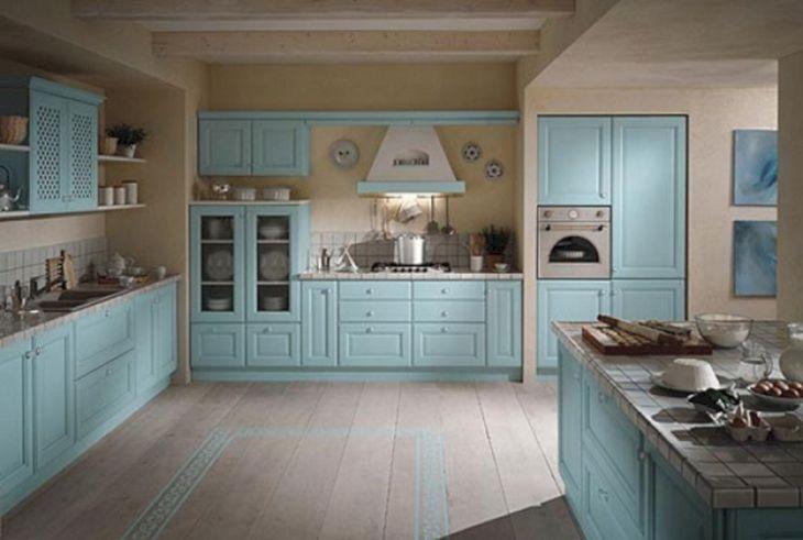 Kitchen Color Schemes Ideas 13