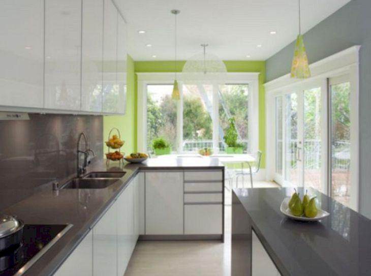 Kitchen Color Schemes Ideas 16