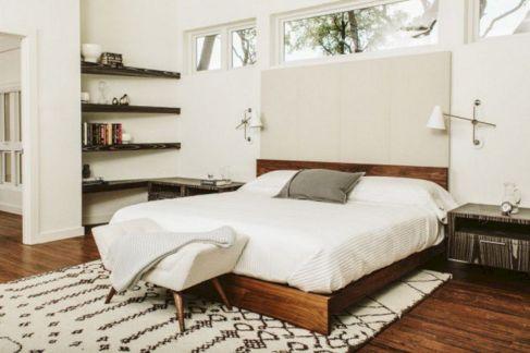 Modern Mid Century Bedroom Decor Ideas 18