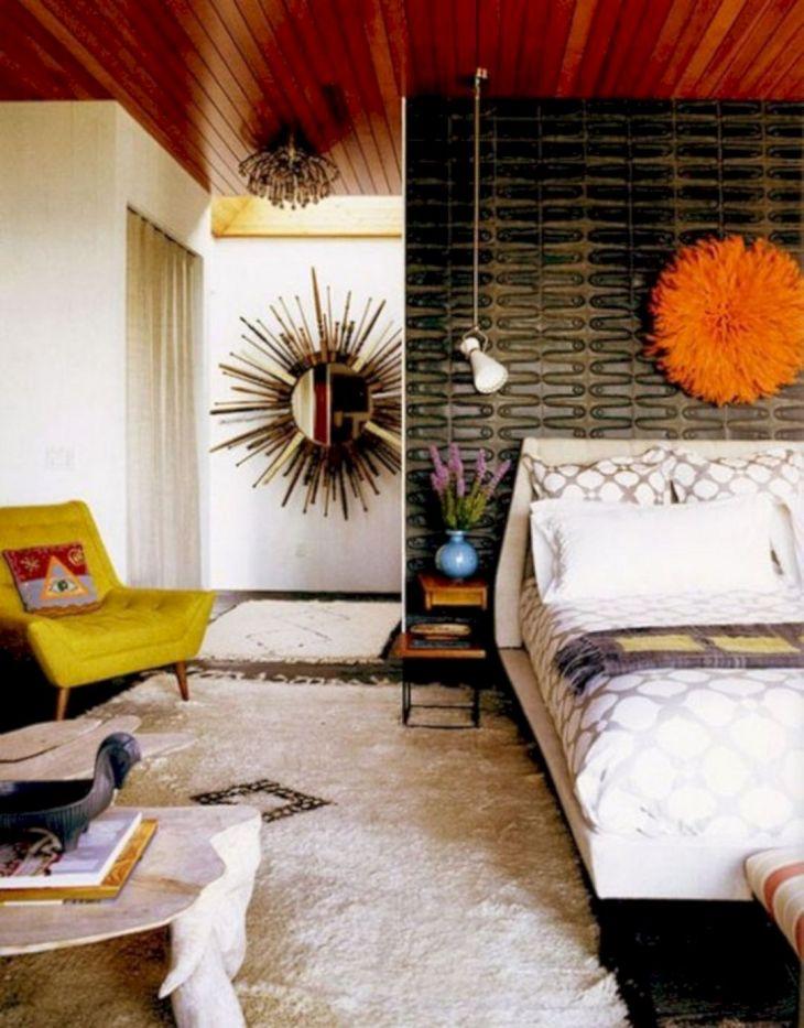 Modern Mid Century Bedroom Decor Ideas 20