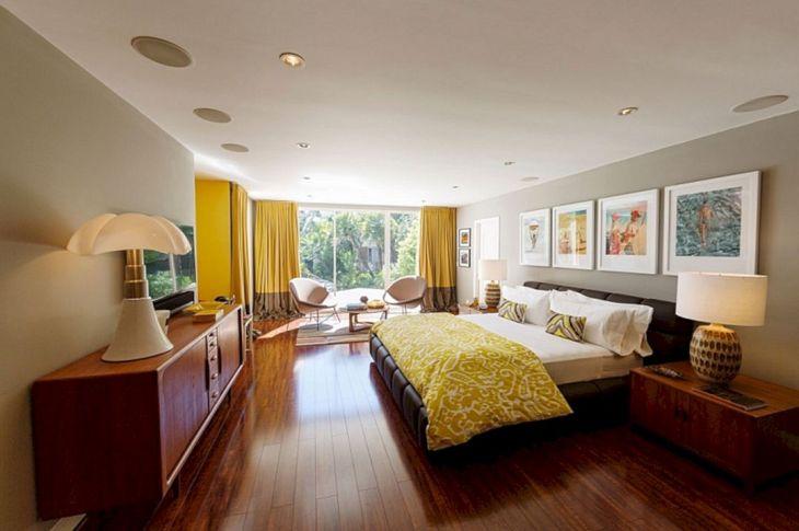 Modern Mid Century Bedroom Decor Ideas 25