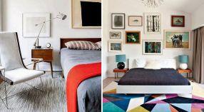 Modern Mid Century Bedroom Decor Ideas 3