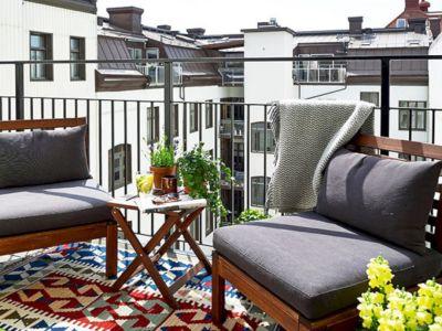 Moroccan Balcony Design Ideas 2